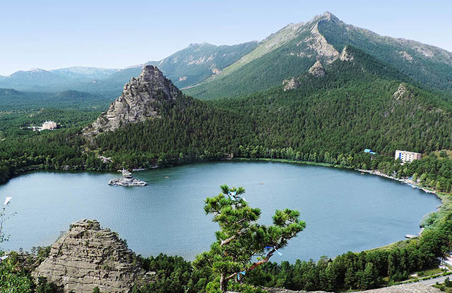 Excursion «Burabay – the pearl of Kazakhstan»